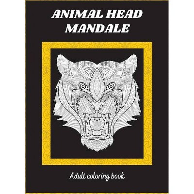 Animal Head Mandale - by  Christopher Norris (Hardcover)