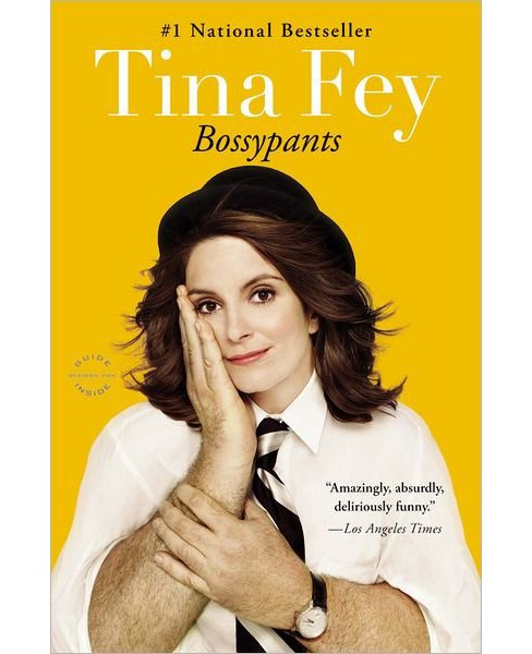 Bossypants (Reprint) (Paperback) by Tina Fey - image 1 of 1