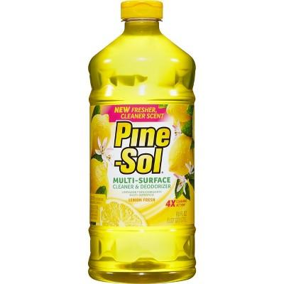 Pine Sol Lemon Fresh, 60 Fl Oz