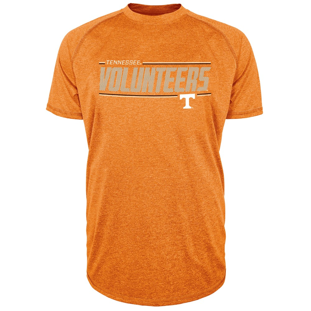 Tennessee Volunteers Men's Team Speed Poly Performance T-Shirt L, Multicolored
