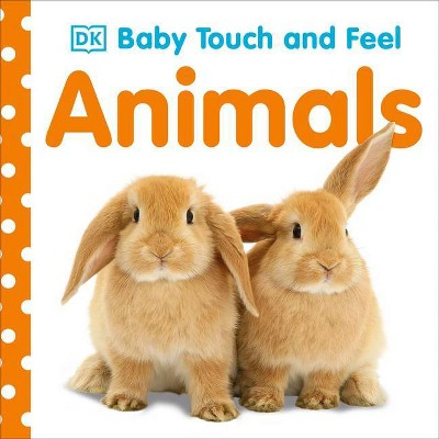 Animals (Baby Touch and Feel)by DORLING KINDERSLEY, INC. (Board Book)