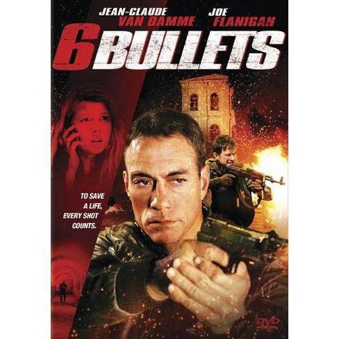 6 Bullets (DVD) - image 1 of 1