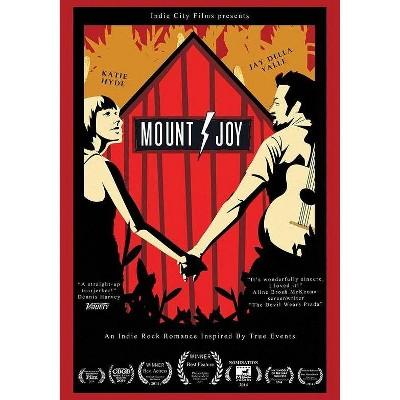Mount Joy (DVD)(2017)
