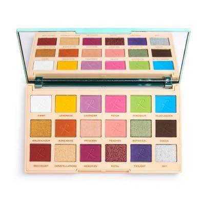 Makeup Revolution x Roxxsaurus Colour Burst Palette - 0.5oz