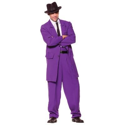 Adult Zoot Suit Halloween Costume