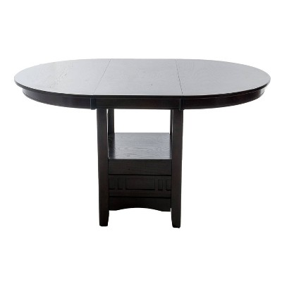 Jacksonville Counter Table Gray - Home Source