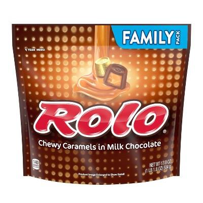 Rolo Chocolate Candy - 17.8oz