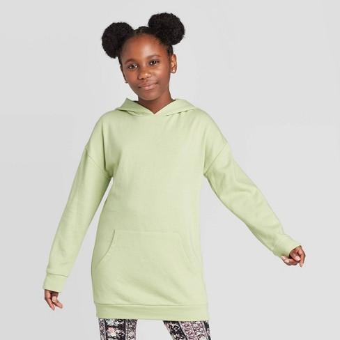 Girls' Oversized Hoodie - art class™ - image 1 of 3