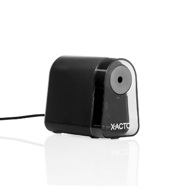 X-ACTO Mighty Mite Electric Pencil Sharpener with Pencil Saver & SafeStart Motor