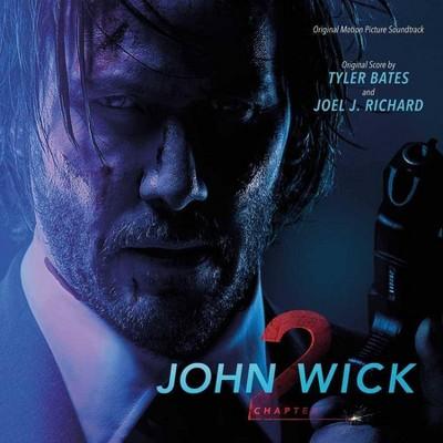 Various Artists - John Wick: Chapter 2 (Original Motion Picture Soundtrack) (2 LP) (Vinyl)