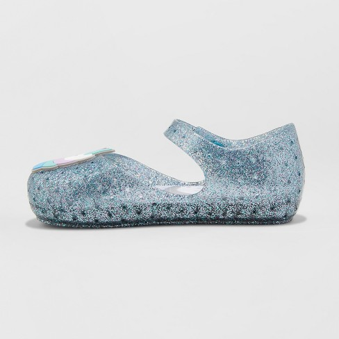 a03664e21c7397 Toddler Girls  Fontaine Unicorn Mary Jane Jelly Sandals - Cat   Jack™ Blue  10   Target