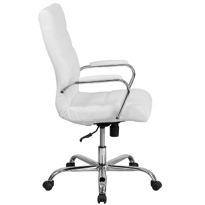 White Office Chairs Desk, White Computer Desk Chairs