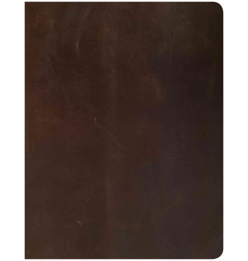 Notetaking Bible : Christian Standard Bible, Brown, Genuine Leather over Board (Hardcover) - image 1 of 1