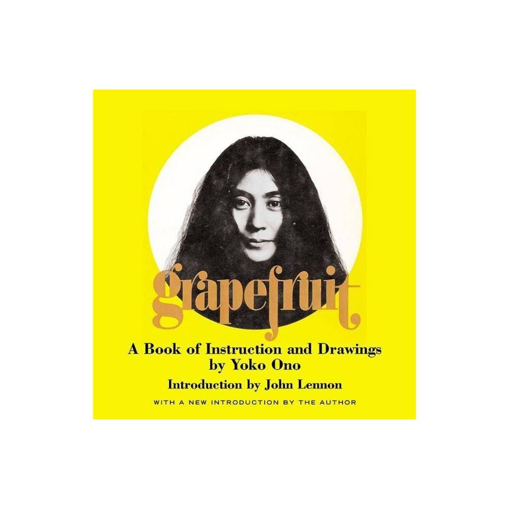 Grapefruit By Yoko Ono Hardcover