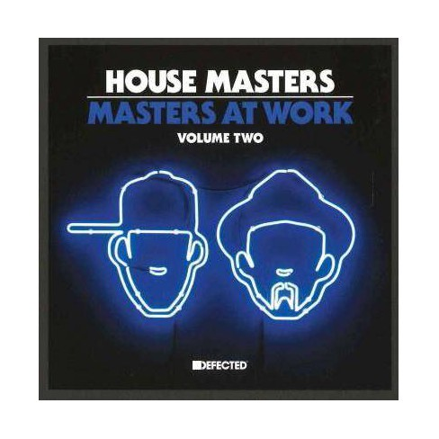 Masters at Work - Defected Presents House Masters: Masters At Work: Vol. 2 (CD) - image 1 of 1