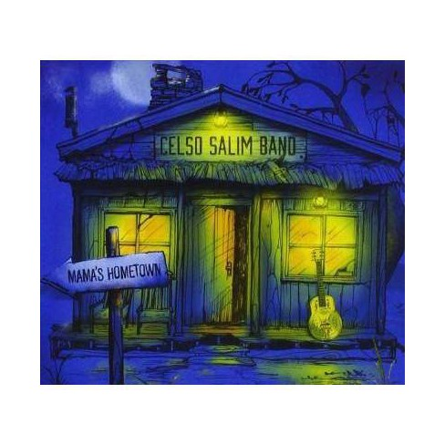 Celso Salim - Mama's Hometown (CD) - image 1 of 1