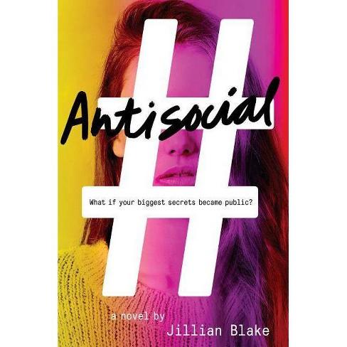 Antisocial - by  Jillian Blake (Paperback) - image 1 of 1