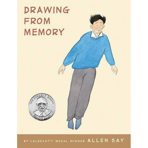 Drawing from Memory - by  Allen Say (Hardcover) - image 1 of 1