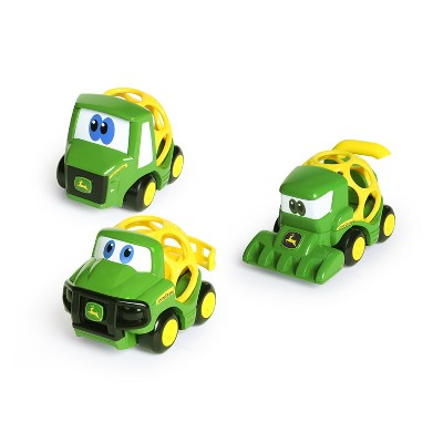 Go Grippers John Deere 3pk Farm Vehicles
