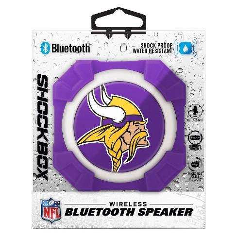 28234e00234625 NFL Minnesota Vikings ShockBox Speaker : Target