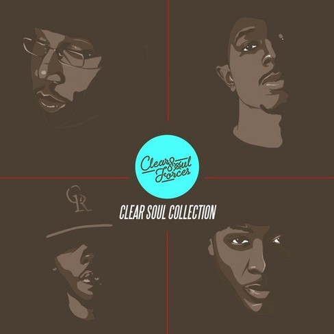 Clear soul forces - Clear soul collection (Black) (Vinyl) - image 1 of 1