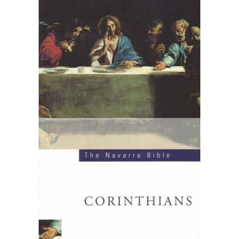 Saint Paul's Letters to the Corinthians - (Navarre Bible) 2 Edition by  Gonzalo Aranda (Paperback) - image 1 of 1