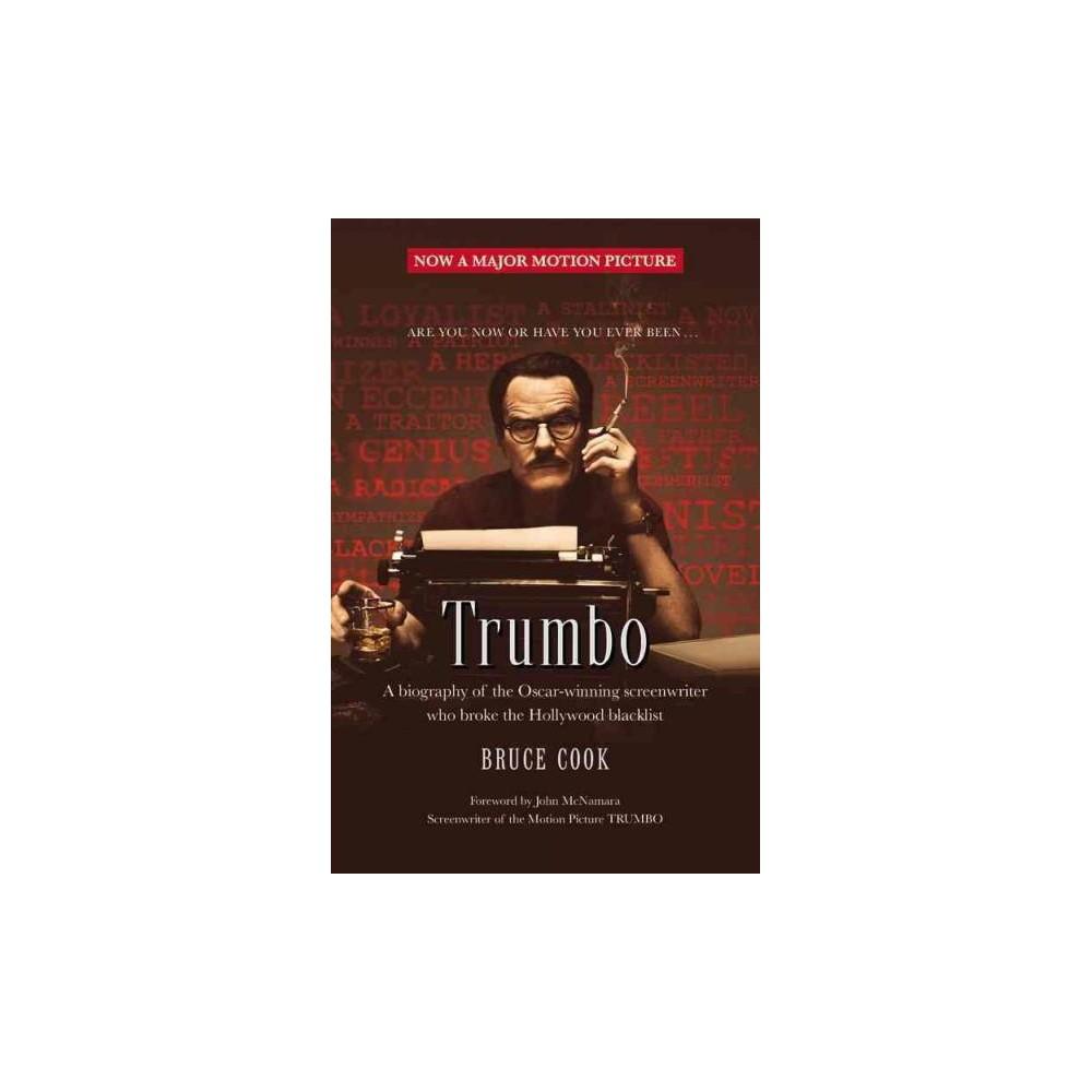 Trumbo (Media Tie In, Reissue) (Paperback) (Bruce Cook)