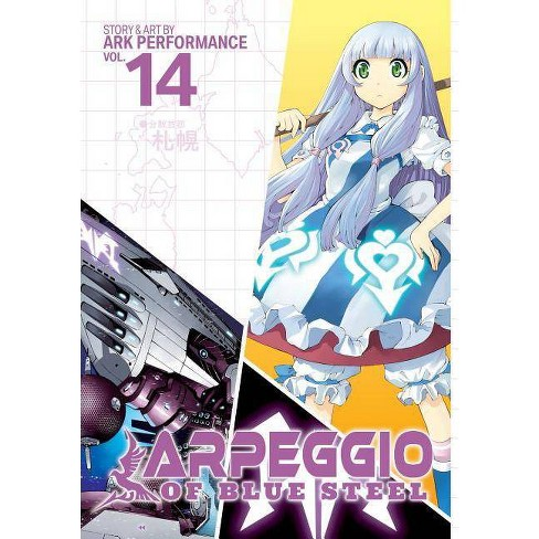 Arpeggio of Blue Steel Vol. 14 - by  Ark Performance (Paperback) - image 1 of 1
