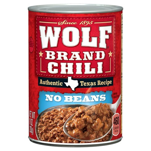 Wolf Brand Chilli 10 oz - image 1 of 1