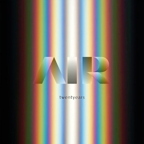 Air - Twentyears (CD) - image 1 of 1