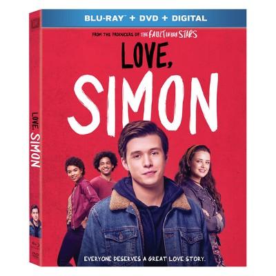 Love, Simon (Blu-ray + DVD + Digital)