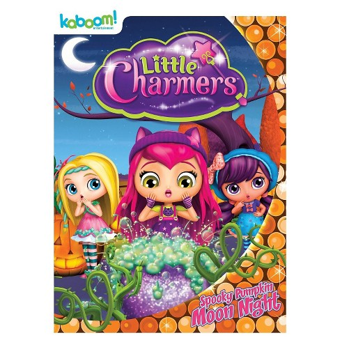 Little Charmers - Spooky Pumpkin Moon Night (DVD) - image 1 of 1