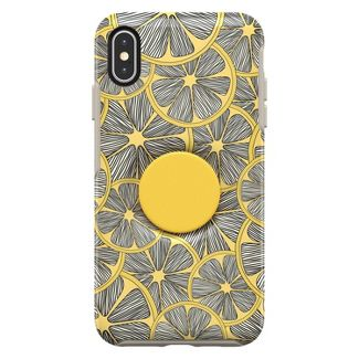 OtterBox Apple iPhone XS Max Otter + Pop Symmetry Case (with PopTop) - Always Tarty