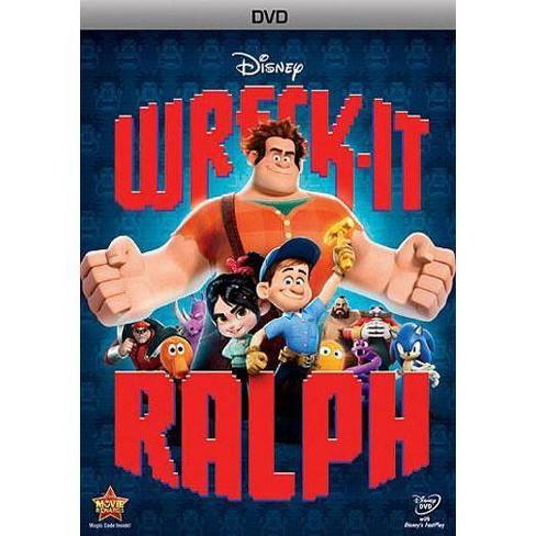 Wreck-It Ralph (DVD) - image 1 of 1