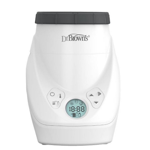 Dr. Brown's Natural Flow Milk Spa Breast Milk & Bottle Warmer with Even and Consistent Warming - image 1 of 4