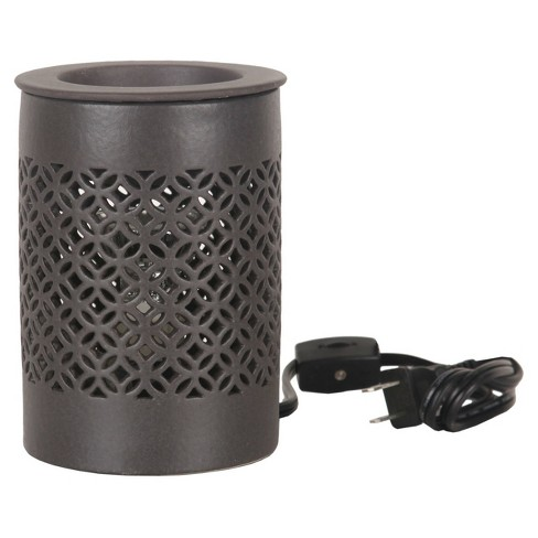 Electric Fragrance Warmer Lattice Black - Home Scents By Chesapeake Bay Candle - image 1 of 1