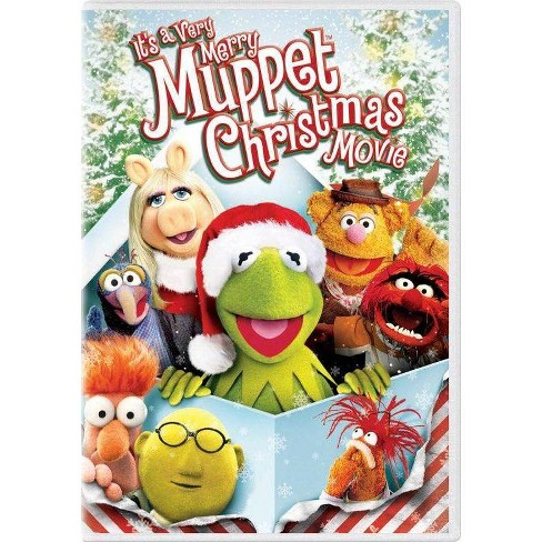 It's a Very Merry Muppet Christmas Movie (DVD) - image 1 of 1
