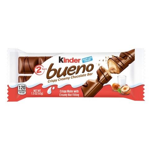 Kinder Bueno Hazelnut Chocolate Candy - 1.5oz - image 1 of 4
