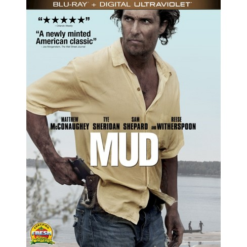 Mud [Includes Digital Copy] [UltraViolet] [Blu-ray] - image 1 of 1