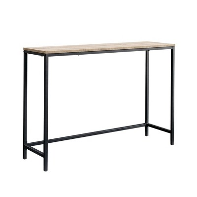 North Avenue Sofa Table Charter Oak Finish - Sauder