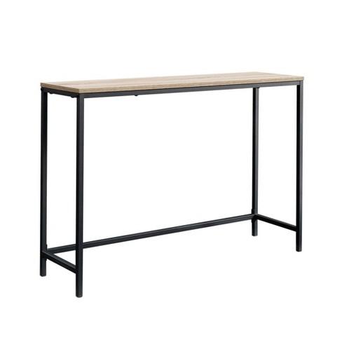 Peachy North Avenue Sofa Table Charter Oak Finish Sauder Ncnpc Chair Design For Home Ncnpcorg
