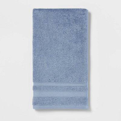 Performance Hand Towel Water Blue - Threshold™