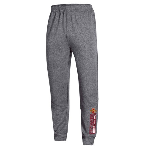 NCAA Iowa State Cyclones Men's Athletic Jogger Pants - image 1 of 3