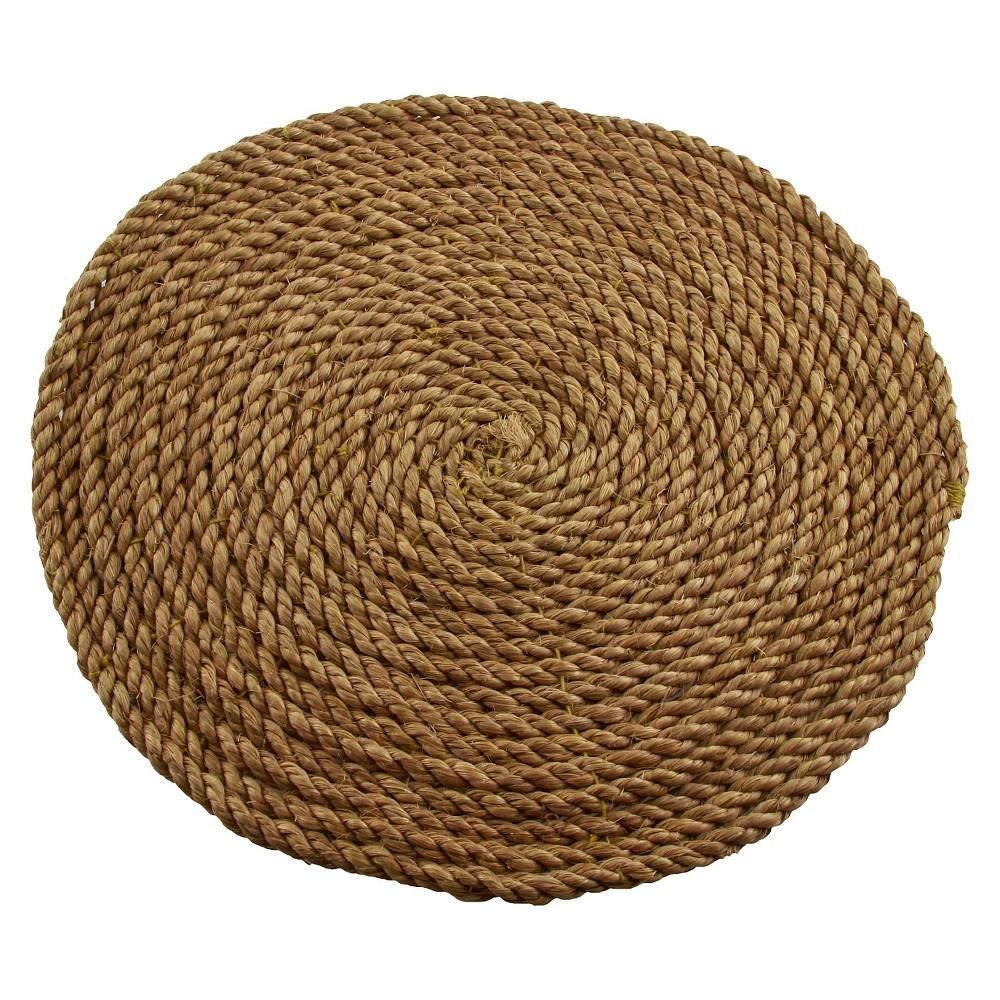 Thirstystone Rope Trivet, Brown