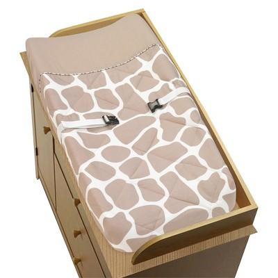 Sweet Jojo Designs Giraffe Changing Pad