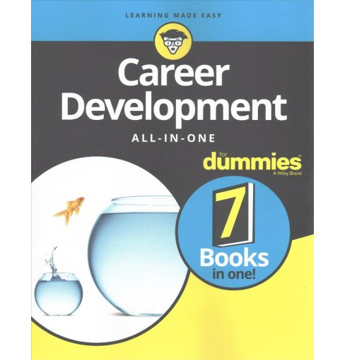 Career Development All-in-One for Dummies (Paperback) (Shamash Alidina & Juliet Adams & Stan Portny & - image 1 of 1