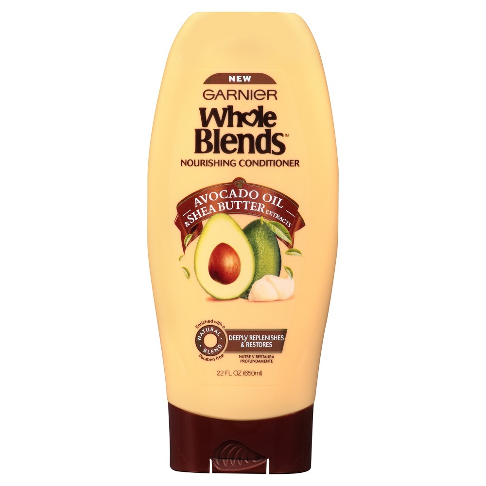 Garnier Whole Blends Avocado Oil & Shea Butter Extracts N...
