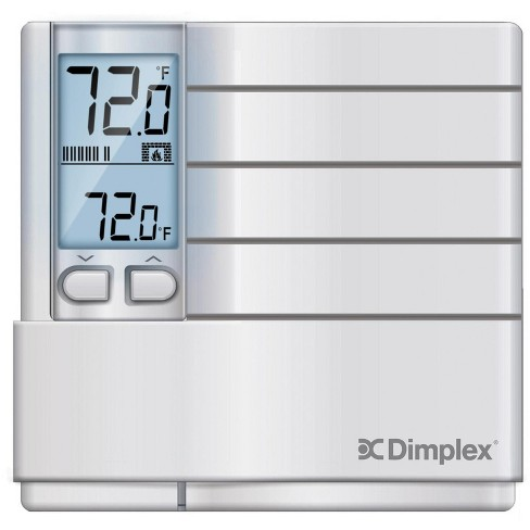 Dimplex HTC521 3600 Watt 240V Electronic Non-Programmable Line Voltage Thermostat - image 1 of 1