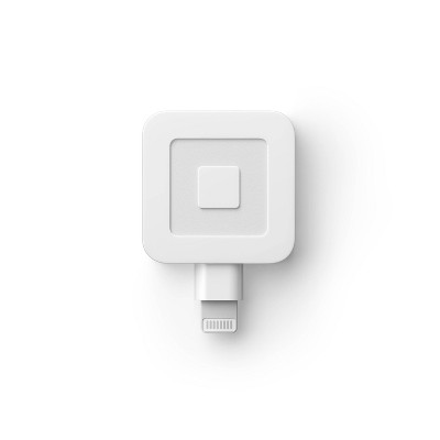 Square Reader for magstripe (with Lightning connector)