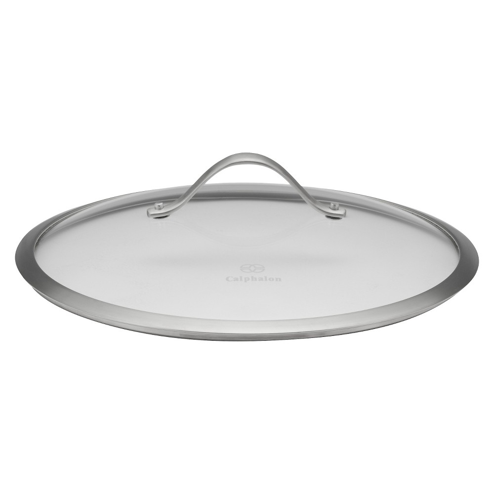 Calphalon Contemporary 12 Inch Glass Cover, Light Clear